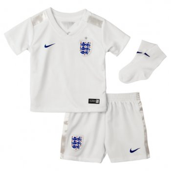 Nike National Team 2014 World Cup England (H) S/S Kid Set 588091-105