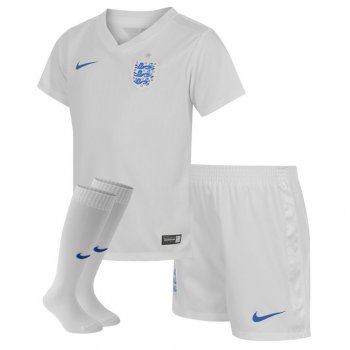 Nike National Team 2014 World Cup England (H) S/S Kid Set 588069-105