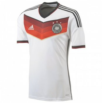 Adidas Germany National Team 2014 World Cup  (H) Authentic S/S G75069