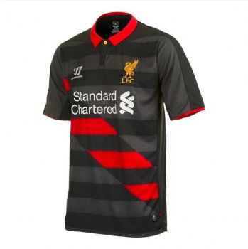 Warrior Liverpool 14/15 (3rd) S/S  WSTM408BK
