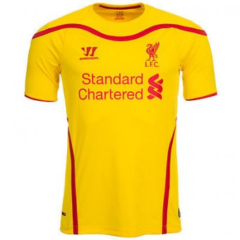 Warrior Liverpool 14/15 (A) S/S WSTM404