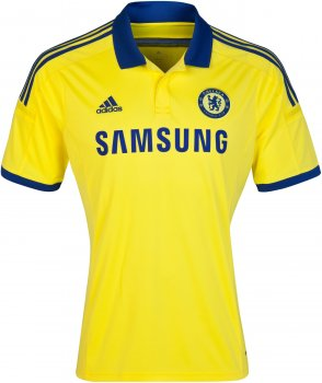 Adidas Chelsea 14/15 (A) S/S M37745