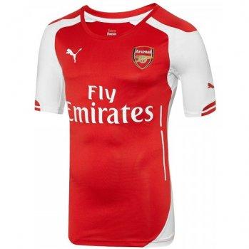 Puma Arsenal 14/15 (H) Authentic S/S 746445-01