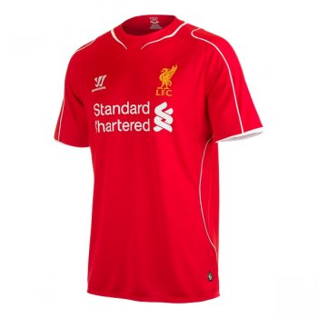 Warrior Liverpool 14/15 (H) S/S WSTM400
