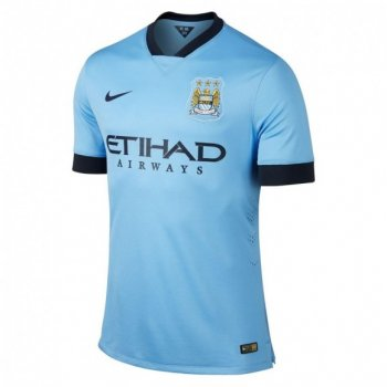 Nike Manchester City 14/15 (H) S/S 611050-489