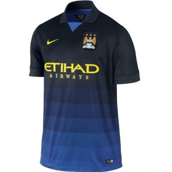 Nike Manchester City 14/15 (A) S/S 611051-476