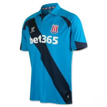 Warrior Stoke City FC 14/15 (A) S/S WSTM420