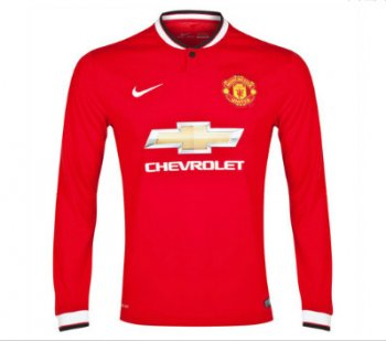 Nike Manchester United 14/15 (H) L/S 611038-624