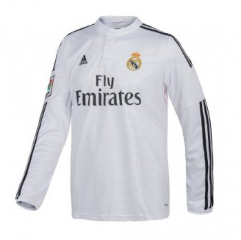 Adidas Real Madrid 2014-15 (H) L/S F49660