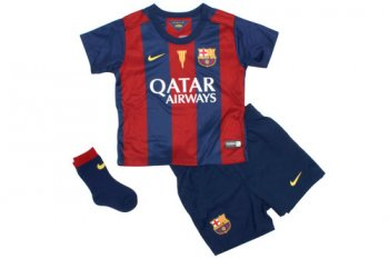 Nike FC Barcelona 14/15 (H) S/S Infants Kit 610805-422