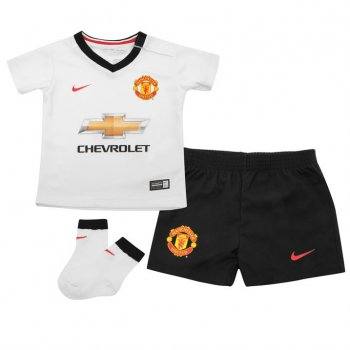 Nike Manchester United 14/15 (A) S/S Infants Set 610949-106