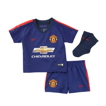 Nike Manchester United 14/15 (3rd) S/S Infants Set 631254-418