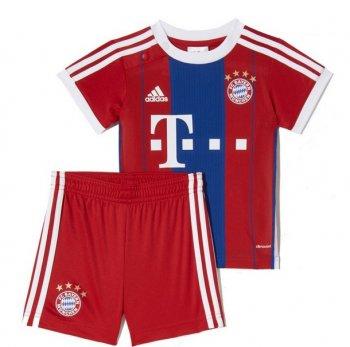 Adidas FC Bayern 14/15 (H) S/S Mini Set F48508