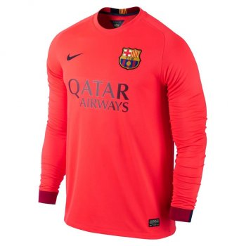 Nike FC Barcelona 14/15 (A) L/S 618738-672