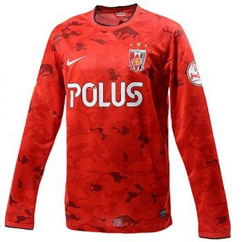 Nike Urawa Red Diamonds 浦和紅鑽 14/15 (H) L/S 585515-606