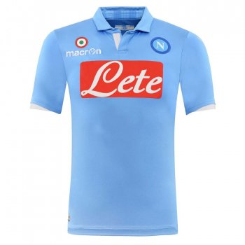 Macron Napoli 14/15 (H) Authentic Match S/S 58063800