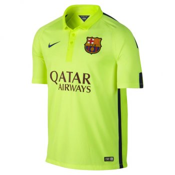 Nike FC Barcelona 14/15 (3rd) S/S 631192-711