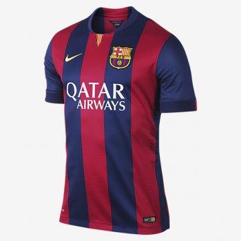 NIKE Barcelona 2014-15 (H) Match S/S 605328-422