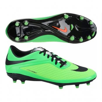 Nike Hypervenom Pheon FG Green 599730-303