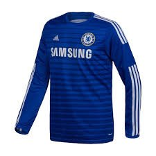 Adidas Chelsea 14/15 (H) L/S F48637