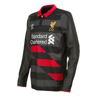 Warrior Liverpool 14/15 (3rd) L/S  WSTM409