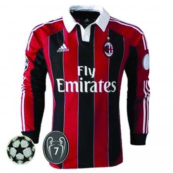 Adidas AC Milan 12/13 (H) L/S UCL W38560
