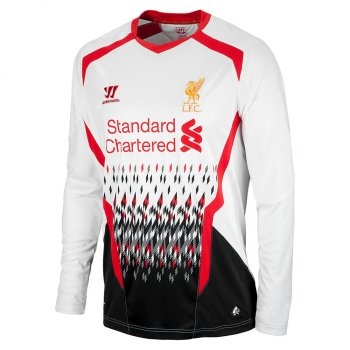 Warrior Liverpool 13/14 (A) L/S WSTM305