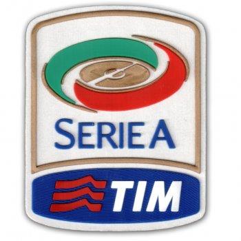 Serie A 10/14 Badge