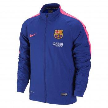 Nike FC Barcelona 14/15 Squad Sideline Woven 610536-456