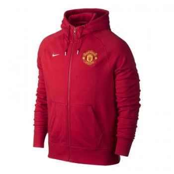 Nike Manchester United 14/15 Authentic AW77 Full-ZIP 618537-623