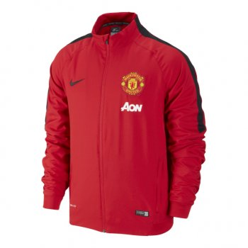 Nike Manchester United 14/15 Squad Sideline Woven 610565-688