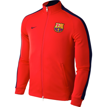 Nike FC Barcelona 14/15 Authentic N98 Jacket 607711-696