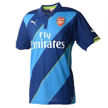 Puma Arsenal Cup Replica Shirt 14/15 (3RD) S/S 746452-04