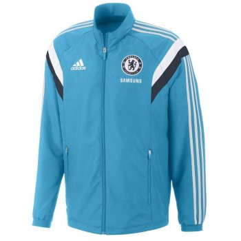 Adidas Chelsea 14/15 Training Presentation Jacket M37129