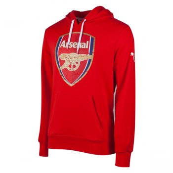Puma Arsenal 14/15 Fans Hoodie (RED) 746479-01