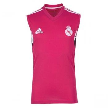 Adidas Real Madrid 14/15 Training Vest PK/BK/WHT F84303