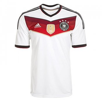 Adidas Germany National Team 2014 World Cup Winning Shirt (H) S/S YOUTH M35023