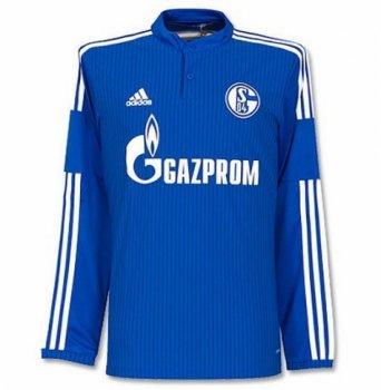 Adidas Schalke 04 FC 14/15 (H) L/S F77263