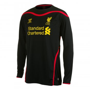 Warrior Liverpool 14/15 (A) L/S GK WSTM406