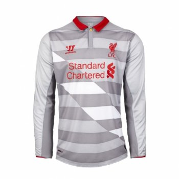 Warrior Liverpool 14/15 (3rd) L/S Keeper WSTM410