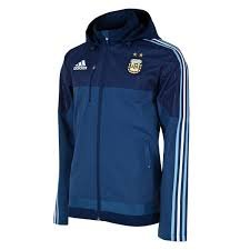 Adidas National Team 2015 Argentina  Trav Jacket  M33285