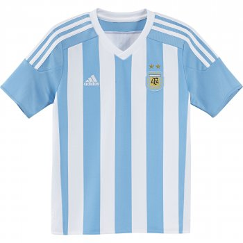 Adidas National Team 2015 Argentina (H) Youth S/S AC0327