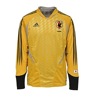 Adidas National Team 2004 Japan (A) GK L/S P4880 / 366407