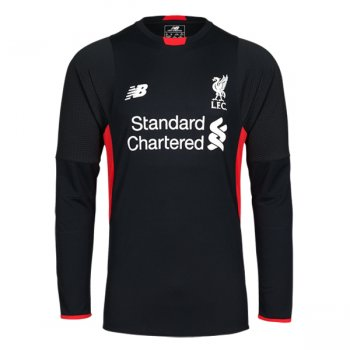 New Balance Liverpool 15/16 (H) L/S GK WSTM544