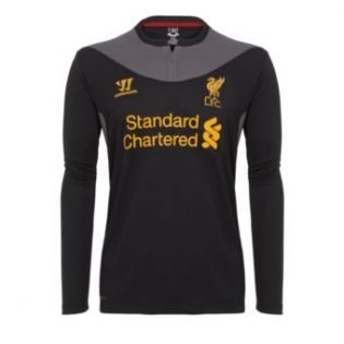 Warrior Liverpool 12/13 (A) L/S WSTM205
