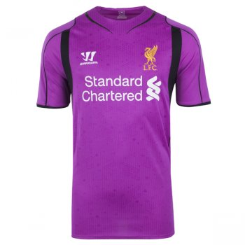 Warrior Liverpool 14/15 (H) S/S GK WSTM403