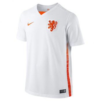 Nike National Team 2015 Holland (A) S/S640844-105