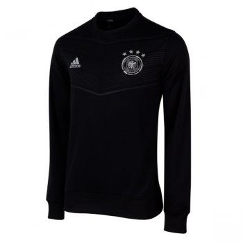 Adidas National Team 2014 Germany Sweat Top - Black S16929
