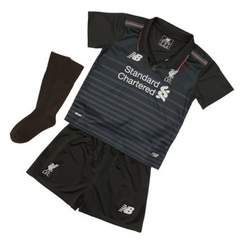 New Balance Liverpool 15/16 (3rd) S/S Mini Set WSTI504
