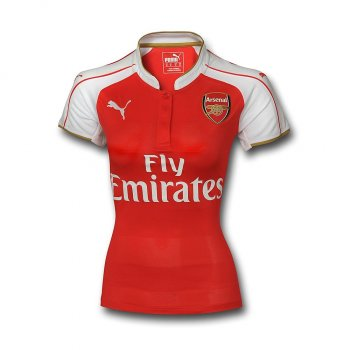 Puma Arsenal 15/16 (H) Women S/S 747580-01